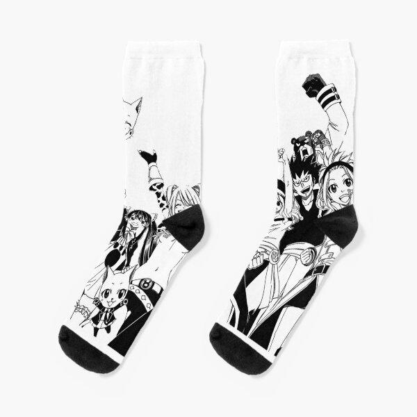 Fairy Tail - Fairy Tail Guild Socks