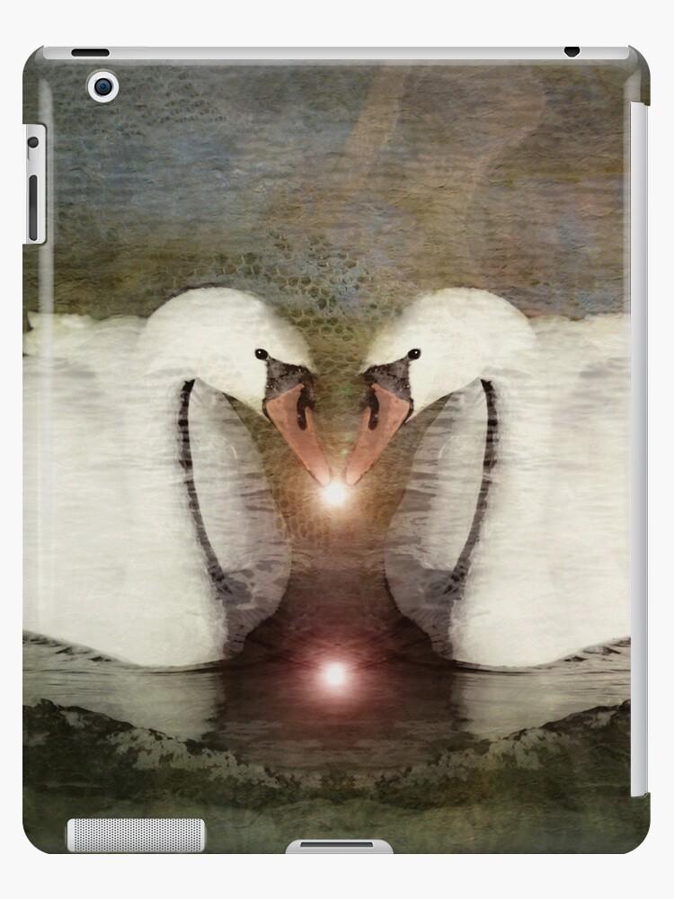 Light of Love iPad Case by Carol Bleasdale
