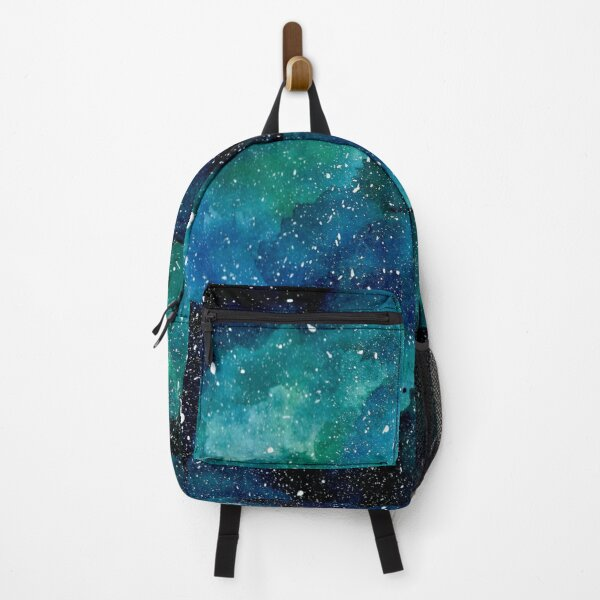 Emerald Galaxy Backpack