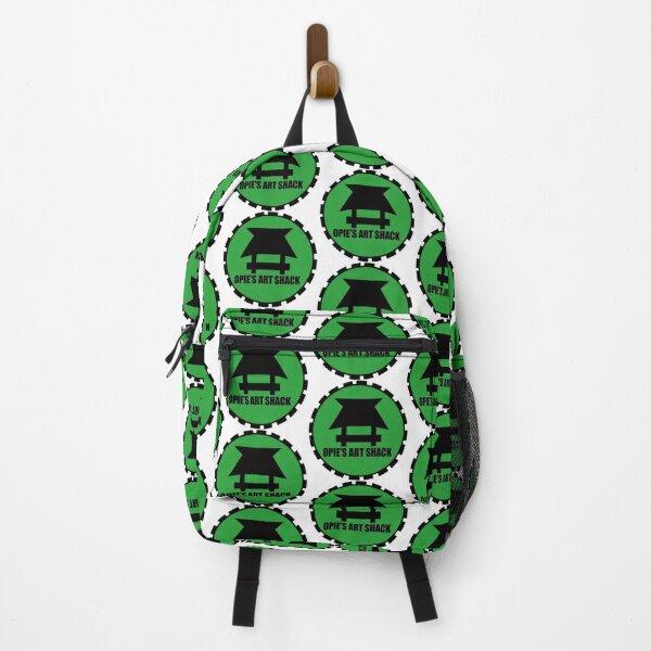 Opie's Art Shack Backpack