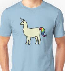 Llamacorn Slim Fit T-Shirt