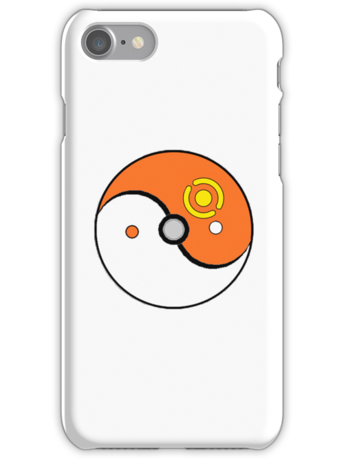 Sport Ball Yin and Yang by TailsP
