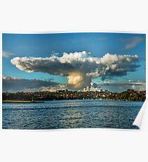 Sombrero Cloud Poster