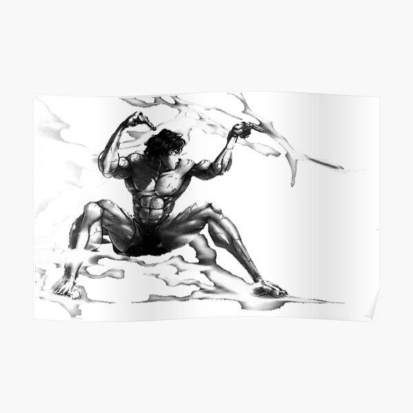 Baki - La championne Hanma Baki Poster
