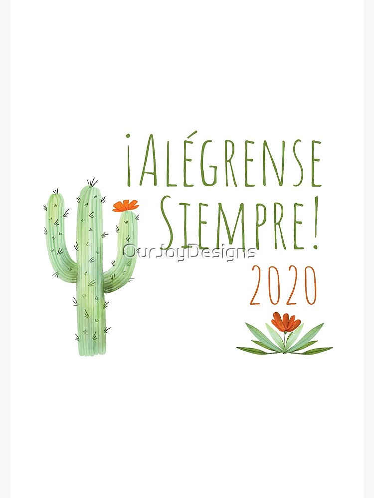 Alégrense Siempre! 2020 Always Rejoice Convention by OurJoyDesigns