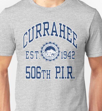 Currahee Athletic Shirt Unisex T-Shirt