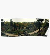 Chatsworth Gardens Poster