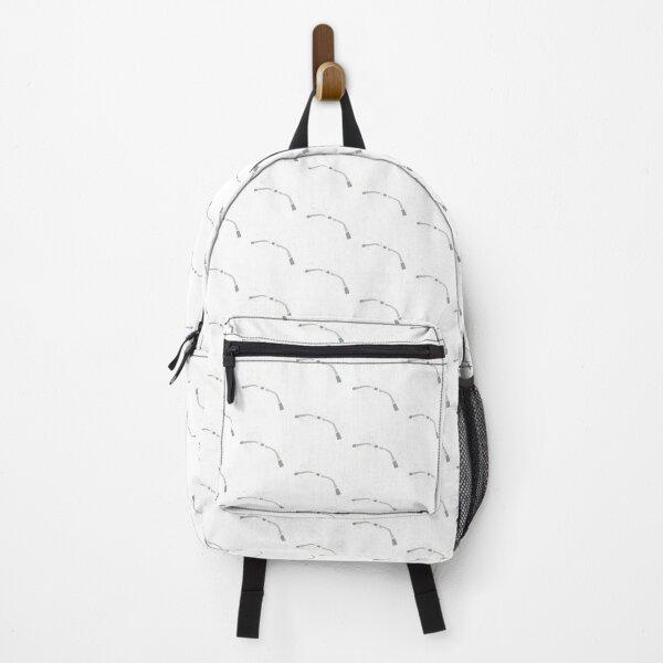 Trendy Glasses  Backpack