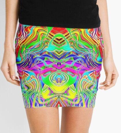 Blottaroticae Mini Skirt