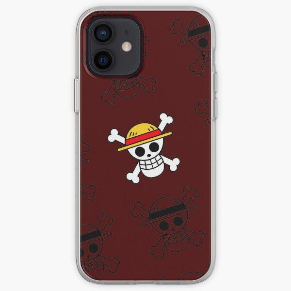 Straw Hat Pirates One piece iPhone Soft Case