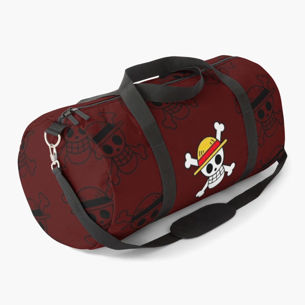 Straw Hat Pirates One piece Duffle Bag