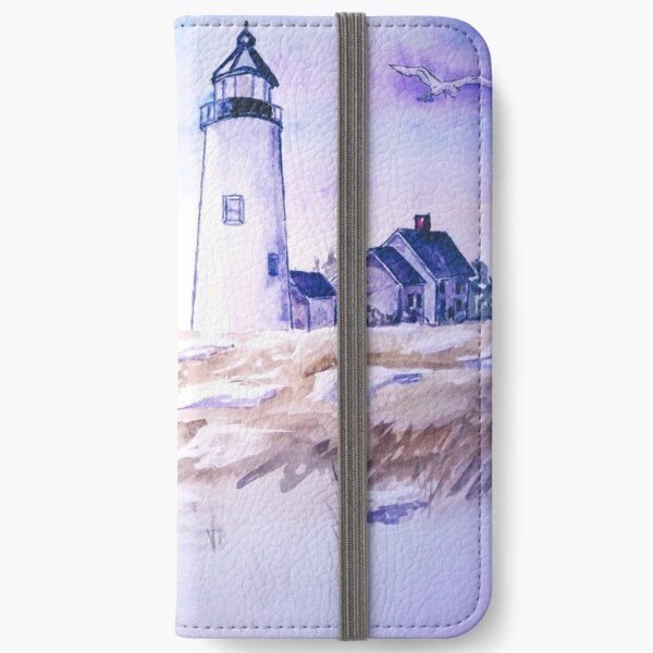 Lighthouse iPhone Wallet