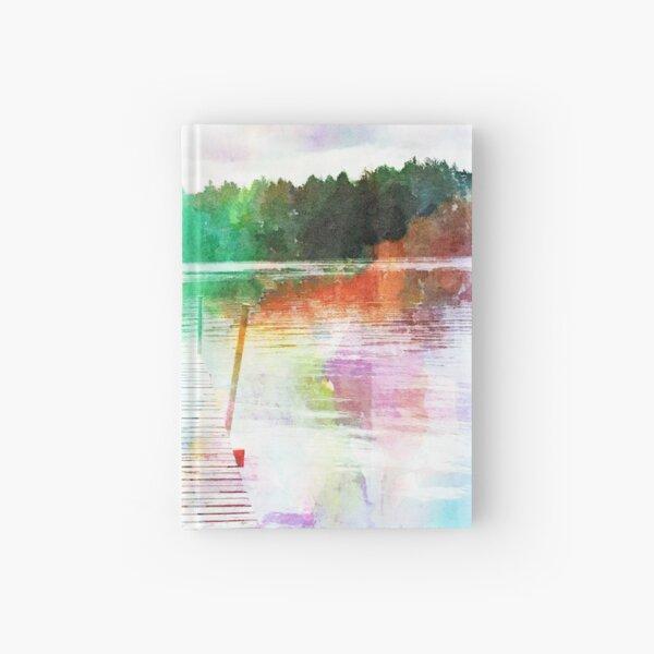 mudd lake summer Hardcover Journal