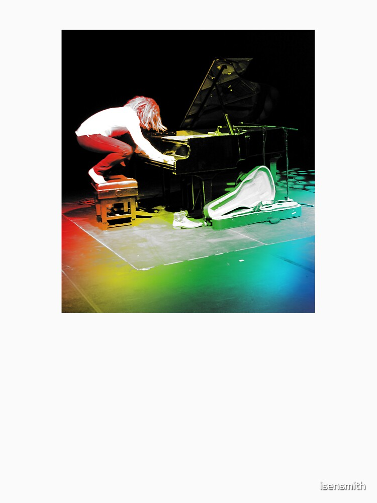 Tim Minchin Technicolor by isensmith