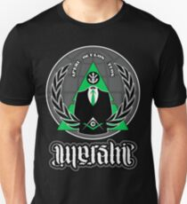 Warship Aperi Oculos Wrestling Shirt Slim Fit T-Shirt