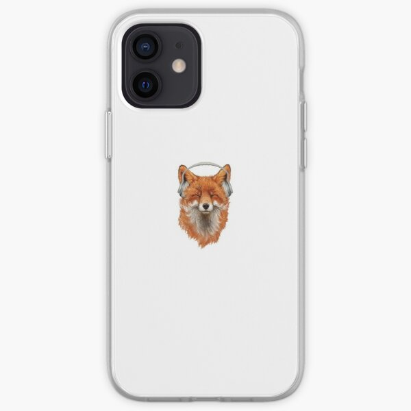 Fox Phone case iPhone Soft Case