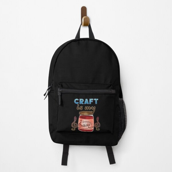 Craft Is My Jam Backpack