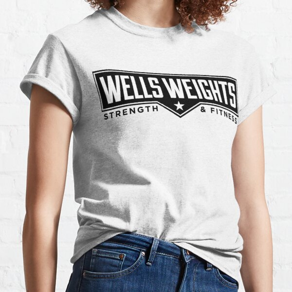 WellsWeights Badge Classic T-Shirt