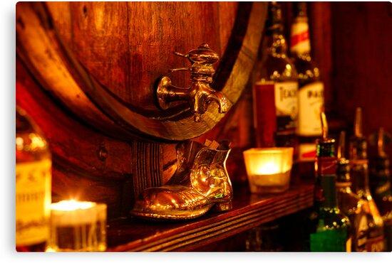 The Swan Pub, Dublin by vladperlovich