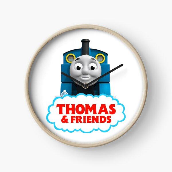 Thomas The Tank Engine Title Clock