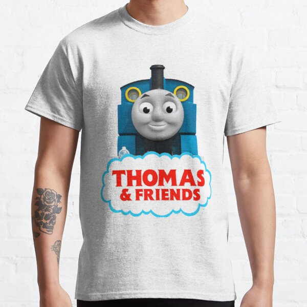 Thomas The Tank Engine Title Classic T-Shirt