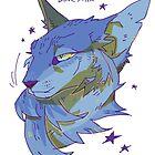 «Estrella azul» de murkbone