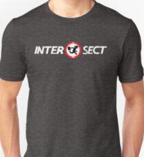 INTERSECT (NERD HERD) - Dark Unisex T-Shirt
