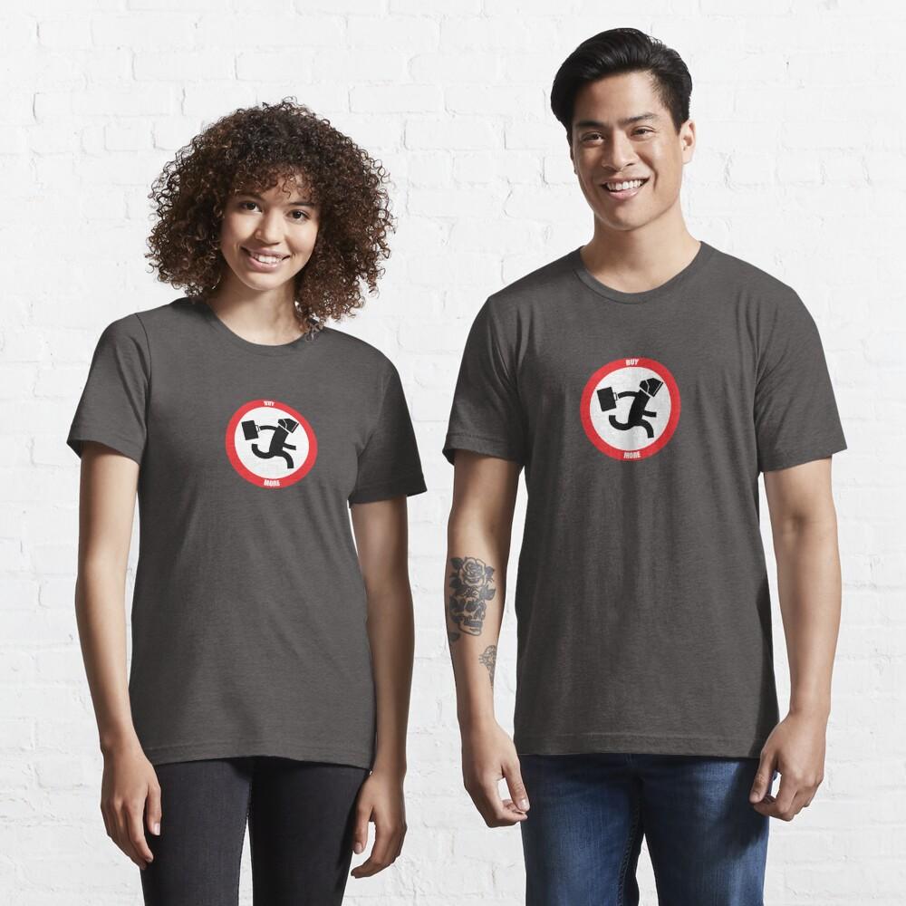 INTERSECT (NERD HERD) - Logo Only Essential T-Shirt