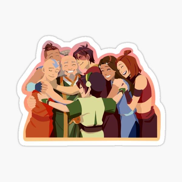 Avatar Family Sticker