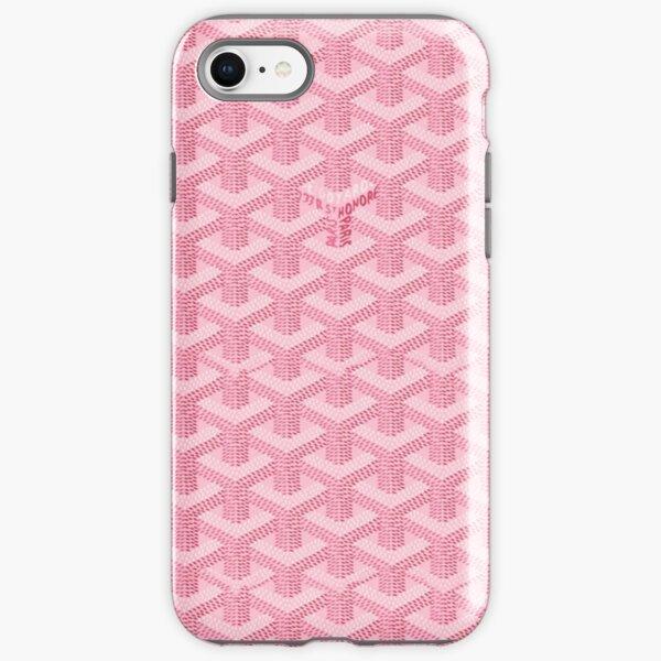 pink goy pattern 21 iPhone Tough Case