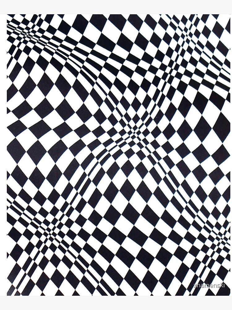 Visual arts - 3d quilt by znamenski