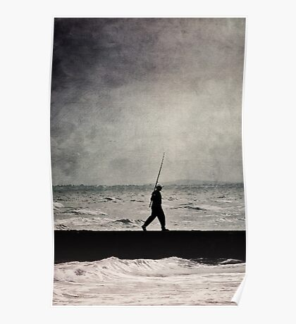 The Sea Fisherman Poster