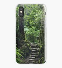 The Fernery, Grand Canyon. iPhone Case
