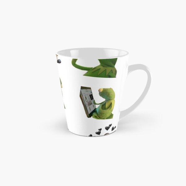 Kermit Meme Sticker pack Tall Mug