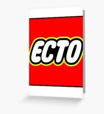 LEGO x ECTO v2 Greeting Card