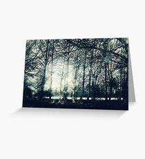 Faerie Wood Greeting Card