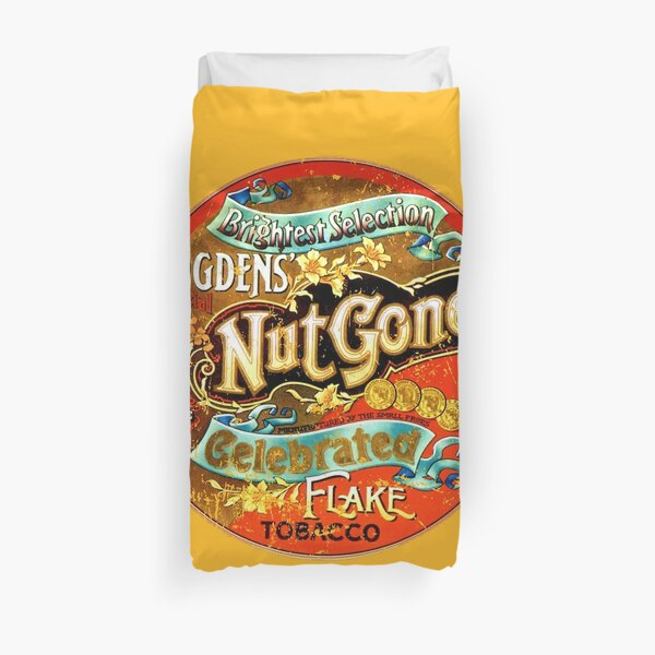 The Small Faces|Ogden's Nut Gone Flake Duvet Cover