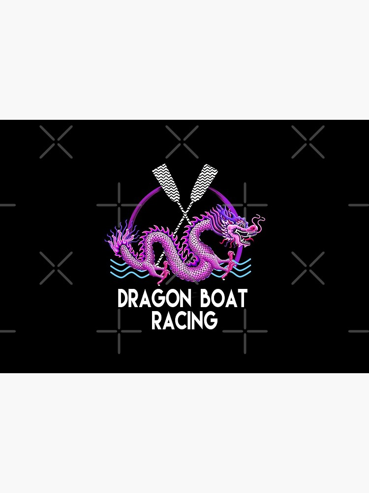 Pink Dragon Boat Racing by 99stars