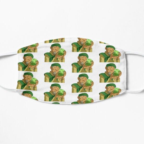 Cabbage Guy Flat Mask