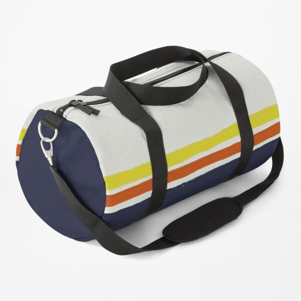 Desert Night Stripes Duffle Bag