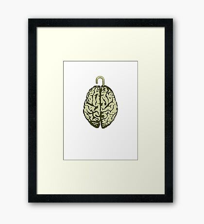 Unlock It Framed Print