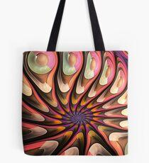 Fractal Starfish, abstract wallart Tote Bag