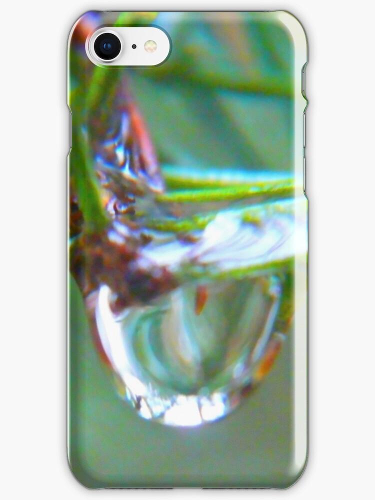 Rain- Drop,i-phone case by MaeBelle