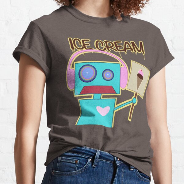 Ice Cream For All Classic T-Shirt