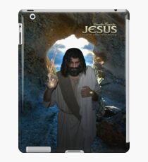 Jesus: I am the resurrection (iPad Case) iPad Case/Skin
