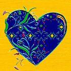 Heartbloom by RC deWinter
