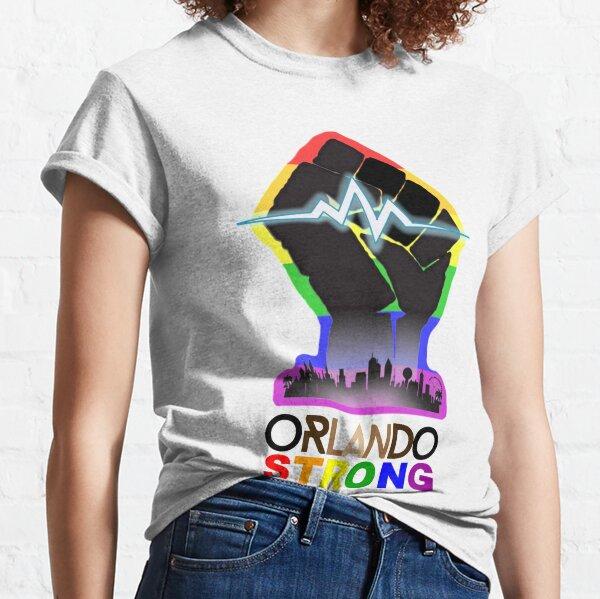 BLM LGBT Orlando Strong Classic T-Shirt