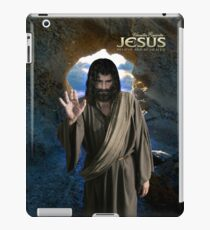 Jesus: Believe and be healed (iPad Case) iPad Case/Skin