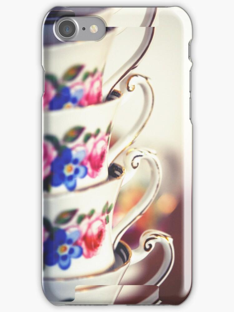 Tea cups by babibell
