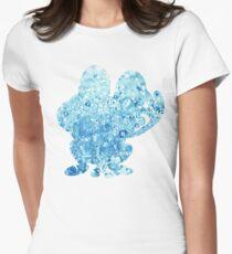 Froakie used Bubble Women's Fitted T-Shirt